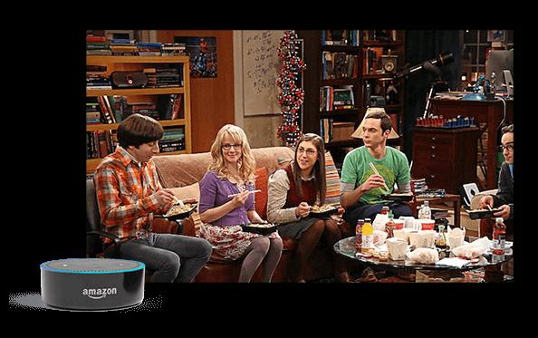 DISH Hands Free TV - Control Your TV with Amazon Alexa - Urbana, Illinois - SatlinQ - DISH Authorized Retailer